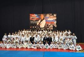 Чемпионат и Первенство России 2016 семинар Грандмастера Ким Бок Мана